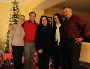 Christmas with Family